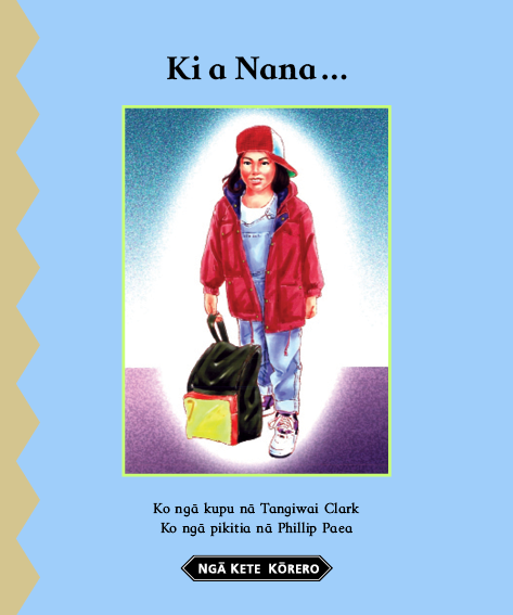 Ki a Nana EPUB cover